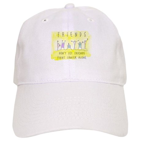 Cancer  on Cancer Gifts   Cancer Hats   Caps   Cancer Friends Baseball Cap