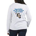 Sugarbabies (Dog) Women's Long Sleeve T-Shirt