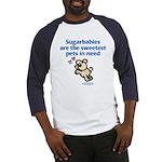 Sugarbabies (Dog) Baseball Jersey