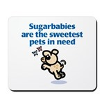 Sugarbabies (Dog) Mousepad