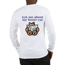 Foster Cat Long Sleeve T-Shirt