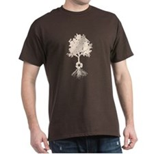 Tree Recycle Roots T-Shirt