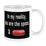 You are the Spoon Small Mug