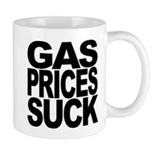 Gas Prices Suck Mug