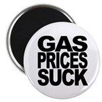 Gas Prices Suck Magnet