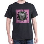 New Chinese Crested Design Dark T-Shirt