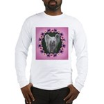 New Chinese Crested Design Long Sleeve T-Shirt