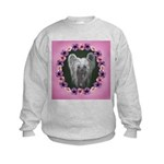 New Chinese Crested Design Kids Sweatshirt