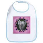 New Chinese Crested Design Bib