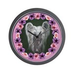 New Chinese Crested Design Wall Clock