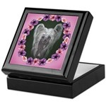 New Chinese Crested Design Keepsake Box