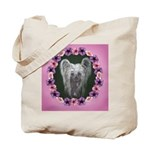 New Chinese Crested Design Tote Bag