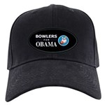 BOWLERS FOR OBAMA Black Cap