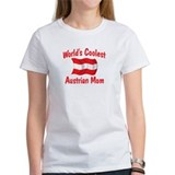 World's Coolest Austrian Mom Tee