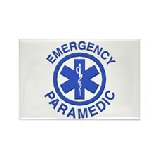 Paramedic Rectangle Magnet