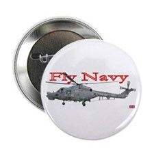 Lynx Royal Navy Helicopter Button