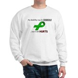Depression Hurts Sweatshirt