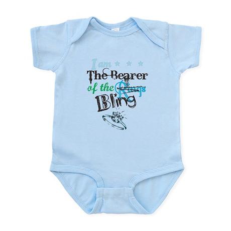 I am . . . The Bearer of The Bling Infant Bodysuit