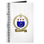 DAVID Family Crest Journal