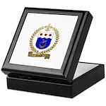 DAVID Family Crest Keepsake Box