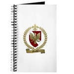 BLONDEL Family Crest Journal