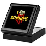 I heart Zombies Keepsake Box