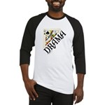 DRAMA QUEEN Baseball Jersey