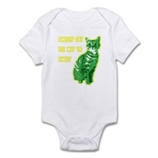 Smelly Cat Infant Bodysuit