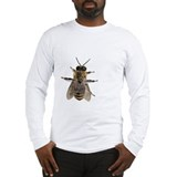 Big Honeybee Long Sleeve T-Shirt