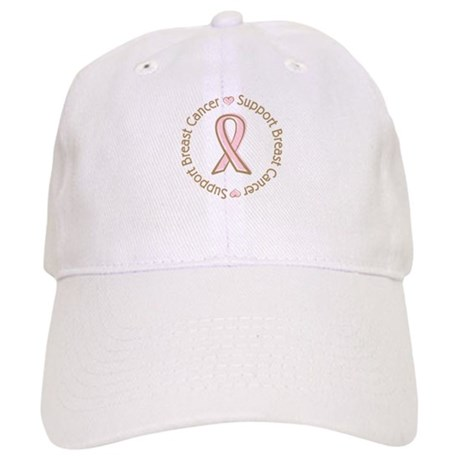 Support Breast Cancer Cap