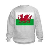 Welsh flag of Wales Sweatshirt