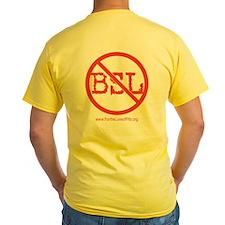 Oppose BSL T