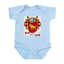 Baird Family Crest Infant Creeper