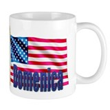 Domenica Personalized USA Gift Mug