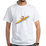 66 Lightning Boy White T-Shirt