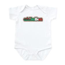 Afritalian Infant Bodysuit