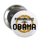 "Paramedic for Obama 2.25"" Button"