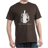 MonaVie Style Mens T- Shirt - White Design