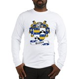 Beaton Family Crest Long Sleeve T-Shirt
