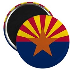 Arizona Flag Magnet