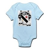 Benny Family Crest Infant Creeper