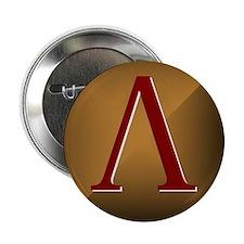 """Spartan Shield w/ Lambda 2.25"""" Button"""