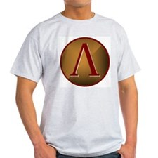 Spartan Shield w/ Lambda T-Shirt