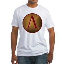 Spartan Shield w/ Lambda Shirt