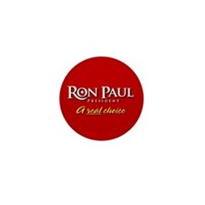 Ron Paul Mini Button (10 pack)