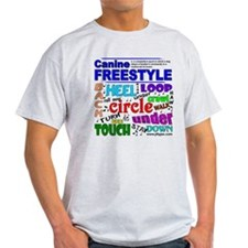 Canine Freestyle T-Shirt