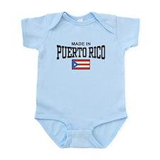 Made in Puerto Rico Infant Bodysuit