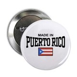 "Made in Puerto Rico 2.25"" Button"