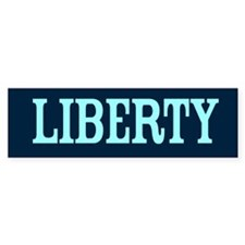Liberty Bumper Bumper Sticker