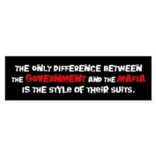 What's The diff? Bumpersticker 2